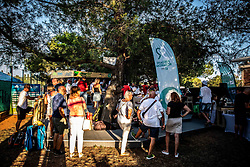VIP Lounge at Day 10 of ATP Challenger Zavarovalnica Sava Slovenia Open 2019, on August 18, 2019 in Sports centre, Portoroz/Portorose, Slovenia. Photo by Vid Ponikvar / Sportida