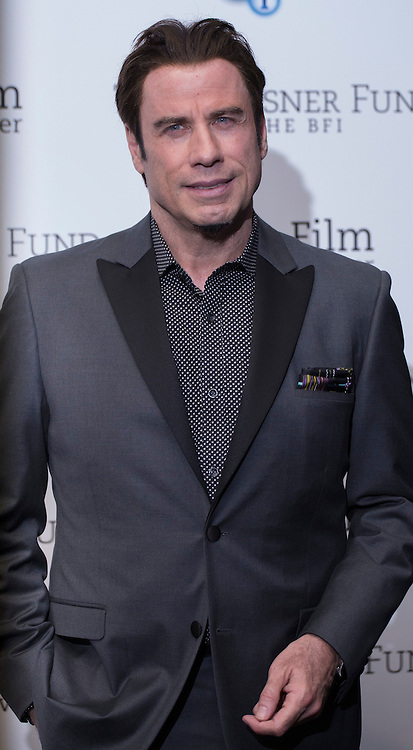© licensed to London News Pictures. London, UK 25/06/2013. John Travolta attending to the screening of 'Killing Season' to support The Krasner Fund for the BFI Collections at BFI London on Tuesday, 25 June 2013. Photo credit: Tolga Akmen/LNP