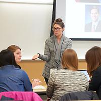 2016 UWL Student Affairs Administration Classroom