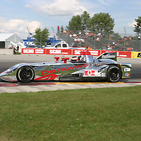 Delta Wing during the Orion Energy Systems 245 - ALMS held at Road America,  Elkhart Lake, WI. on August 9, 2013.