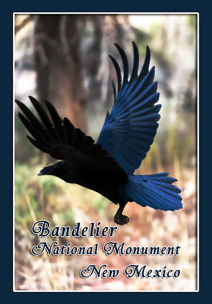 Bandelier National Monument Magnet Images