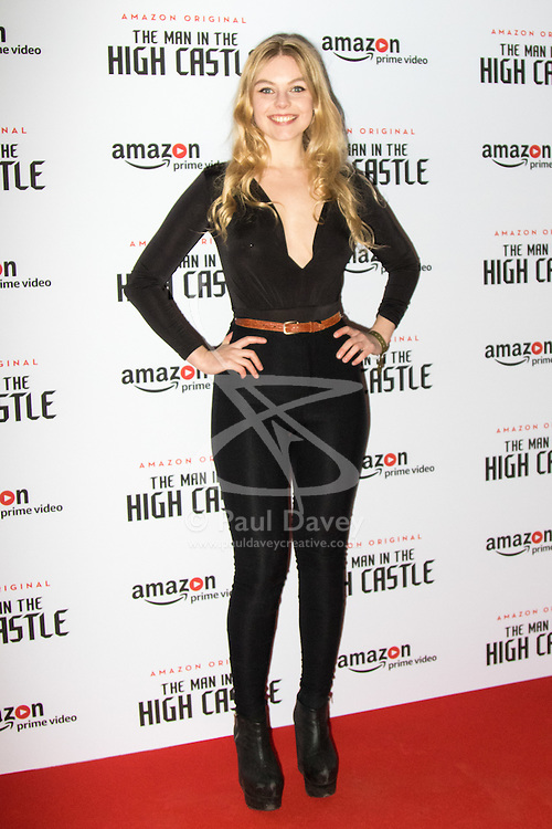 curzon bloomsbury london december 14th 2016 celebrities attend the launch of amazon primes