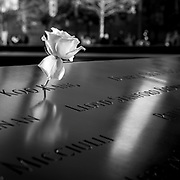 9/11 Memorial. New York City