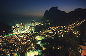 Brazil Rio cityscape Rocinha Favela slums water sewers poverty