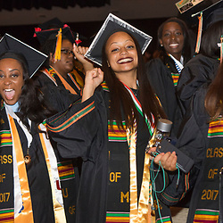 The University of Miami Multiciltural Student Affairs 25th Annual Senior Mwambo an African Rite of Passage Ceremony in the Maurice Gusman Concert Hall in Coral Gables NEFS on May 11th, 2017. (Photo by MagicalPhotos.com / Mitchell Zachs)