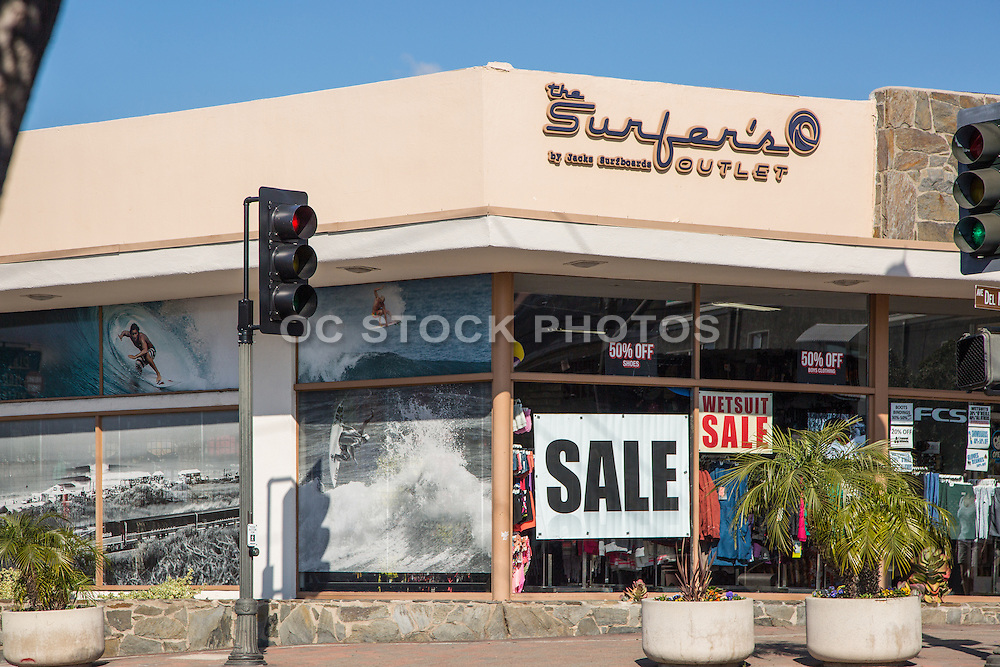 cde26d7ebd2a The Surfer's Outlet and Jacks Surfboards on Del Mar in Downtown San ...