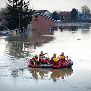 Alluvione a Moncalieri (TO)
