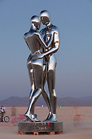 In Every Lifetime I Will Find You by: Michael Benisty, Love and Unity from: Brooklyn, NY year: 2018<br /> <br /> A sculptural representation of Male and Female holding one another in a symbolic and universal position of caring in a display of Love and Unity. Measuring 25 feet tall and made out of mirror polished stainless steel. My Burning Man 2018 Photos:<br /> https://Duncan.co/Burning-Man-2018<br /> <br /> My Burning Man 2017 Photos:<br /> https://Duncan.co/Burning-Man-2017<br /> <br /> My Burning Man 2016 Photos:<br /> https://Duncan.co/Burning-Man-2016<br /> <br /> My Burning Man 2015 Photos:<br /> https://Duncan.co/Burning-Man-2015<br /> <br /> My Burning Man 2014 Photos:<br /> https://Duncan.co/Burning-Man-2014<br /> <br /> My Burning Man 2013 Photos:<br /> https://Duncan.co/Burning-Man-2013<br /> <br /> My Burning Man 2012 Photos:<br /> https://Duncan.co/Burning-Man-2012