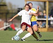 OC Soccer vs St. Mary's University - 10/18/2012