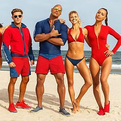 """David Hasselhoff releases a photo on Instagram with the following caption: """"Why \u2018Baywatch\u2019 Is Catching A $100M+ Wave Overseas Despite Taking A Bath In U.S. - http://deadline.com/2017/07/baywatch-box-office-success-overseas-despite-flop-in-america-1202123612/"""". Photo Credit: Instagram *** No USA Distribution *** For Editorial Use Only *** Not to be Published in Books or Photo Books ***  Please note: Fees charged by the agency are for the agency's services only, and do not, nor are they intended to, convey to the user any ownership of Copyright or License in the material. The agency does not claim any ownership including but not limited to Copyright or License in the attached material. By publishing this material you expressly agree to indemnify and to hold the agency and its directors, shareholders and employees harmless from any loss, claims, damages, demands, expenses (including legal fees), or any causes of action or allegation against the agency arising out of or connected in any way with publication of the material."""