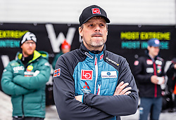16.03.2019, Vikersundbakken, Vikersund, NOR, FIS Weltcup Skisprung, Raw Air, Vikersund, Teambewerb, im Bild Cheftrainer Alexander Stoeckl (NOR) // Austrian Headcoach Alexander Stoeckl of Norway during the team competition of the 4th Stage of the Raw Air Series of FIS Ski Jumping World Cup at the Vikersundbakken in Vikersund, Norway on 2019/03/16. EXPA Pictures © 2019, PhotoCredit: EXPA/ JFK