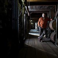 Harlan Wheatley, Master Distiller of Buffalo Trace