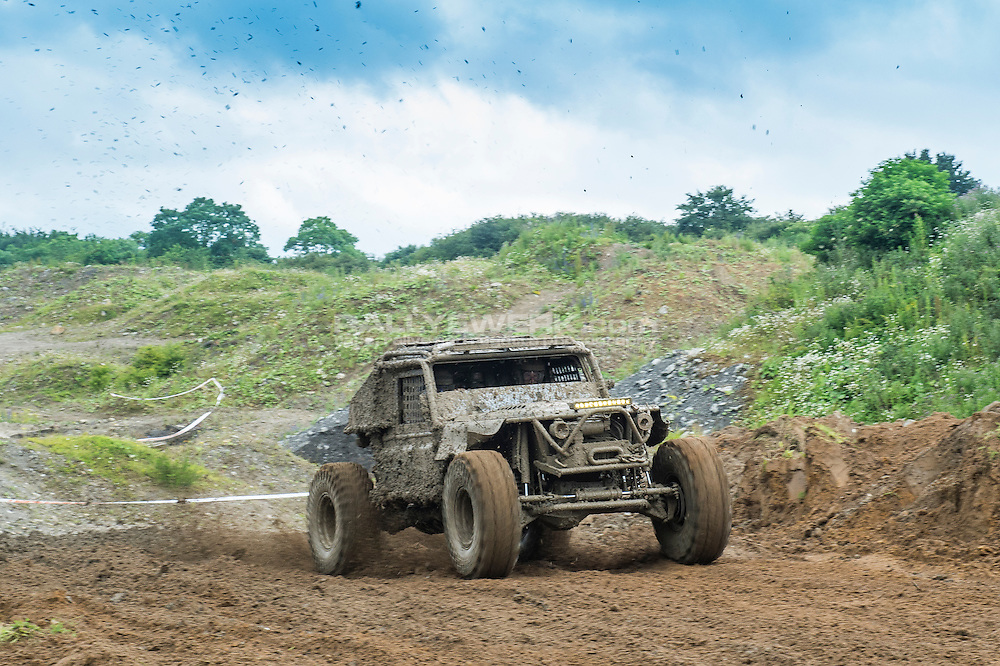 Ultra4 Europe - Rampage at Kirton Off-Road Centre