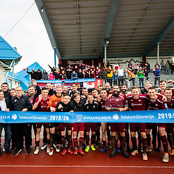 20190522: SLO, Football - Prva liga Telekom Slovenije 2018/19, NK Triglav vs NK Domzale
