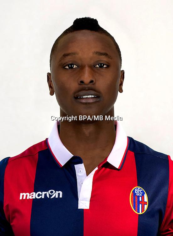 Italian League Serie A -2016-2017 / <br /> ( Bologna Fc 1909 ) - <br /> Umar Sadiq Mesbah &quot; Sadiq Umar &quot;