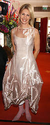 Writer KATE MOSSE at the 2006 British Book Awards held at The Grosvenor House Hotel, Park lane, London on 29th April 2006.<br /><br />NON EXCLUSIVE - WORLD RIGHTS