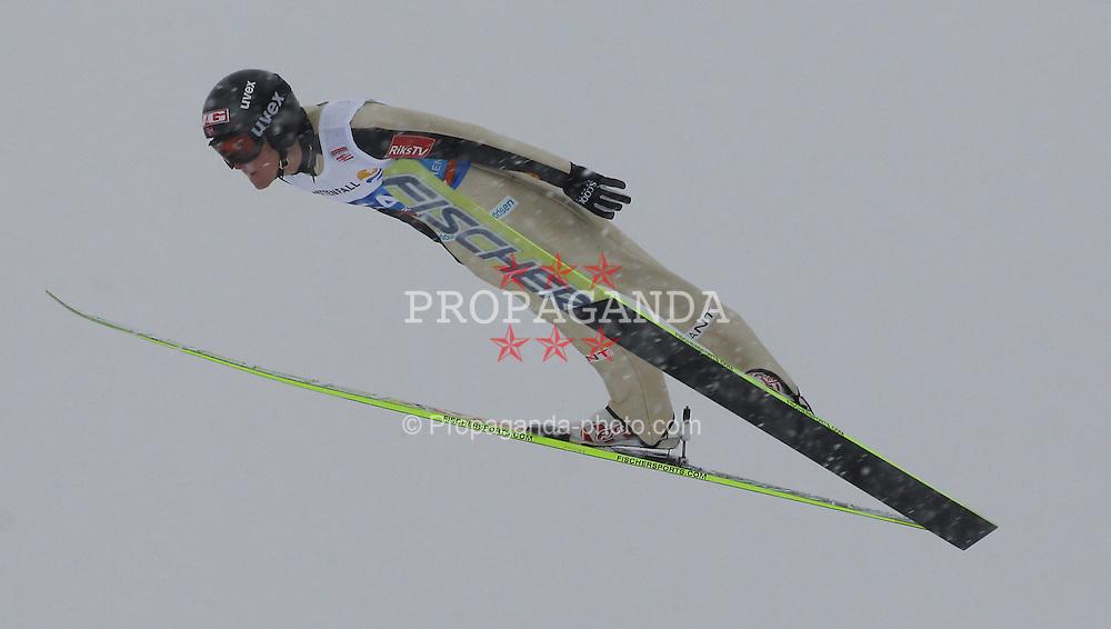31.12.2011, Olympia Skisprungschanze, Garmisch Partenkirchen, GER, 60. Vierschanzentournee, FIS Ski Sprung Weltcup, Training, im Bild Vegard Haukoe SKLETT (NOR) // Vegard Haukoe SKLETT (NOR) during a practice session of 60th Four-Hills-Tournament FIS World Cup Ski Jumping at Olympia Skisprungschanze, Garmisch Partenkirchen, Germany on 2011/12/31. EXPA Pictures © 2011, PhotoCredit: EXPA/ Sven Kiesewetter