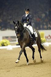 Werth Isabell-Anthony FRH<br /> CDI-W 'S Hertogenbosch 2002<br /> Photo © Dirk Caremans