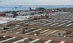 DEC 18 2012 London Gateway port under construction