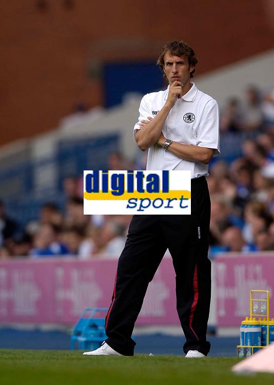 Photo: Jed Wee.<br />Glasgow Rangers v Middlesbrough. Pre Season Friendly. 22/07/2006.<br /><br />Middlesbrough manager Gareth Southgate.