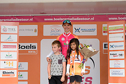 Stage winner, Kasia Niewiadoma (Rabo Liv) at the 119 km Stage 6 of the Boels Ladies Tour 2016 on 4th September 2016 from Bunde to Valkenburg, Netherlands. (Photo by Sean Robinson/Velofocus).