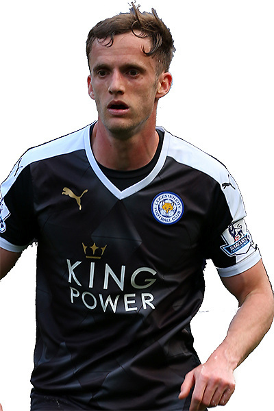 Andy King of Leicester City