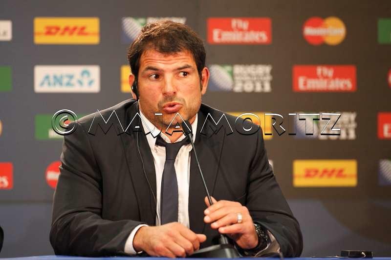 Coach Marc LIEVREMONT (France)