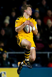 Jude Williams of Wasps A - Mandatory by-line: Robbie Stephenson/JMP - 16/12/2019 - RUGBY - Sixways Stadium - Worcester, England - Worcester Cavaliers v Wasps A - Premiership Rugby Shield