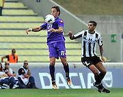 Udine, 18 Settembre 2011.Campionato di calcio Serie A 2011/2012  3^ giornata..Udinese vs Fiorentina. Stadio Friuli..Nella Foto: Alberto Gilardino.© foto di Simone Ferraro