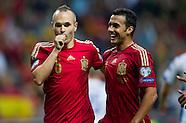 Spain v Slovakia EURO 2016