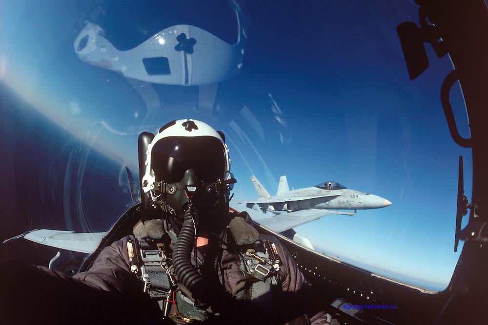 F/A-18 Pilot