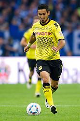23.07.2011, Veltins arena, Gelsenkirchen, GER, Supercup, FC Schalke 04 vs. Borussia Dortmund, im Bild Ilkay Guendogan (#21 Dortmund) // during the match FC Schalke 04 vs. Borussia Dortmund at Veltins arena 2011/07/23    EXPA Pictures © 2011, PhotoCredit: EXPA/ nph/  Kurth       ****** out of GER / CRO  / BEL ******