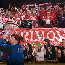 20090405: Handball - Pokal Slovenije, RK Olimpija vs RK Krim Mercator