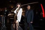 Zendaya at Louis Vuitton Volez, Voguez Voyagez NY