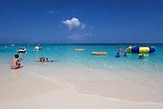 Grand Cayman. Seven Mile Beach.