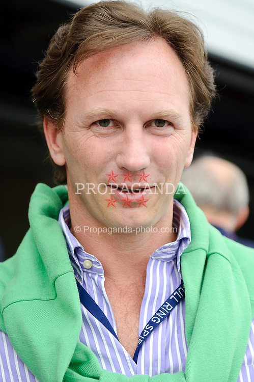 14.05.2011, Red Bull Ring, Spielberg, AUT, RED BULL RING, SPIELBERG, EROEFFNUNG, im Bild Christian Horner, (Red Bull Racing) // during the official Opening for the Red Bull Circuit in Spielberg, Austria, 2011/05/14, EXPA Pictures © 2011, PhotoCredit: EXPA/ S. Zangrando