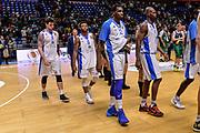 DESCRIZIONE : Eurolega Euroleague 2015/16 Group D Unicaja Malaga - Dinamo Banco di Sardegna Sassari<br /> GIOCATORE : Team Dinamo Banco di Sardegna Sassari<br /> CATEGORIA : Ritratto Delusione Postgame<br /> SQUADRA : Dinamo Banco di Sardegna Sassari<br /> EVENTO : Eurolega Euroleague 2015/2016<br /> GARA : Unicaja Malaga - Dinamo Banco di Sardegna Sassari<br /> DATA : 06/11/2015<br /> SPORT : Pallacanestro <br /> AUTORE : Agenzia Ciamillo-Castoria/L.Canu