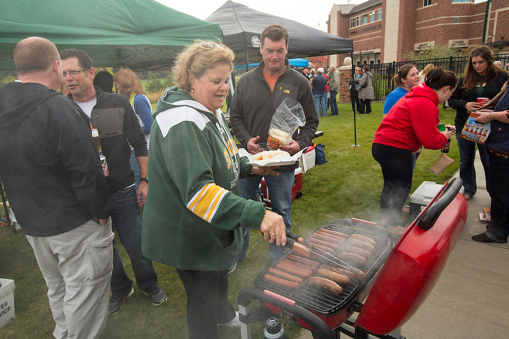Homecoming at St Norbert College in De Pere, Wisconsin. photo by Mike Roemer
