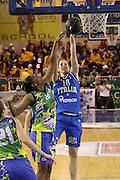 PARMA 16 FEBBRAIO 2011<br /> BASKET ALL STAR GAME FEMMINILE<br /> NAZIONALE ITALIANA FEMMINILE<br /> NELLA FOTO LAVINIA SANTUCCI<br /> FOTO CIAMILLO