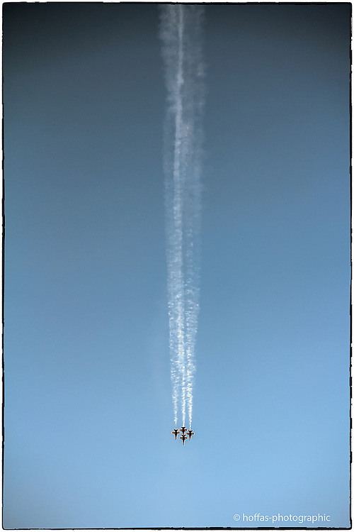 Blue Angels winter practice El Centro California.
