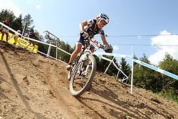 Nina Homovec na dirki svetovnega pokala v Val di Sole (Photo by Grega Stopar / Sportida.com)