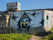 Portugal - especially in & around Lisbon, has amazing graffiti