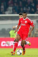 20120103: GUIMARAES, PORTUGAL - Portuguese League Cup, 3rd Stage, Round 1: VSC Guimaraes vs SL Benfica. <br /> In photo: Emerson.<br /> PHOTO: CITYFILES