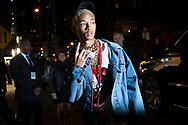 Jaden Smith at Louis Vuitton's Volez Voguez Voyagez NYC