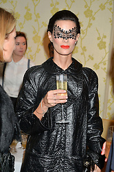 HEDVIG OPSHAUG at the Bumpkin Halloween Dinner hosted by Marissa Hermer held at Bumpkin, 119 Sydney Street, London on 23rd October 2014.