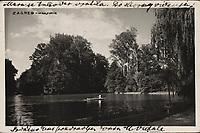 Zagreb : Maksimir. <br /> <br /> ImpresumZagreb : Foto-Material od t. t. Griesbach i Knaus, [1936].<br /> Materijalni opis1 razglednica : tisak ; 9,2 x 14,1 cm.<br /> NakladnikFotoveletrgovina Griesbach i Knaus (Zagreb)<br /> Mjesto izdavanjaZagreb<br /> Vrstavizualna građa • razglednice<br /> ZbirkaGrafička zbirka NSK • Zbirka razglednica<br /> Formatimage/jpeg<br /> PredmetZagreb –– Maksimir<br /> SignaturaRZG-MAKS-16<br /> Obuhvat(vremenski)20. stoljeće<br /> NapomenaRazglednica je putovala 1936. godine.<br /> PravaJavno dobro<br /> Identifikatori000952606<br /> NBN.HRNBN: urn:nbn:hr:238:182277 <br /> <br /> Izvor: Digitalne zbirke Nacionalne i sveučilišne knjižnice u Zagrebu