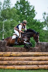 De Jamblinne Geoffroy, BEL, Consequent Pia Z<br /> CIC2* Saumur 2017<br /> © Hippo Foto - Eric Knoll<br /> 27/05/17