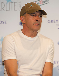 Spanish actor Antonio Banderas presents the 'Starlite Gala' 2013 at the Museo del Traje in Madrid, Spain on Tuesday June 25, 2013. Photo by Ed. Hassencharte / DyD Fotografos / i-Images<br /> SPAIN OUT