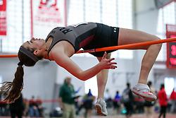 High Jump, <br /> Boston University Athletics<br /> Hemery Invitational Indoor Track & Field