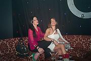 SOPHIE ANDERTON; LILIAN LOUSKY, Tresor Paris 1st Birthday Party: Gilgamesh, Camden, The Stables Market, 9 May 2012